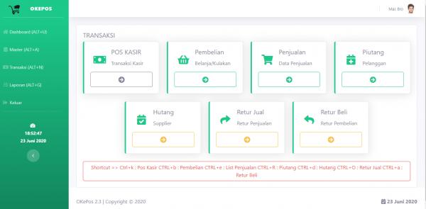 Jual Software Toko Kota Semarang