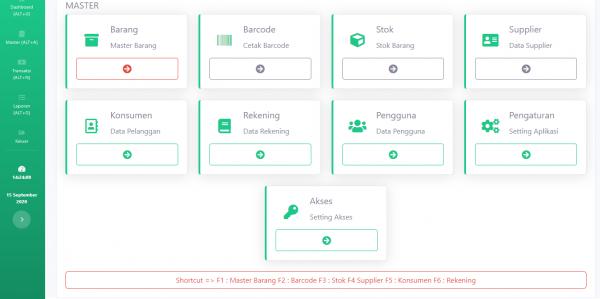 Aplikasi Minimarket di Juwana Jawa Tengah